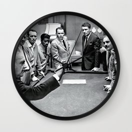 Ocean's 11 - The Rat Pack Wall Clock