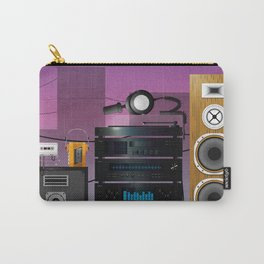 Eighties sound Carry-All Pouch