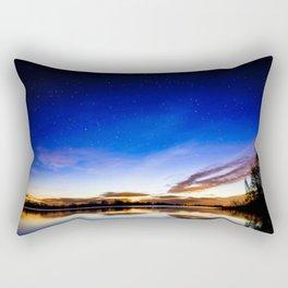 Colorful heaven Rectangular Pillow
