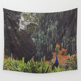 Surveying the Garden Wall Tapestry