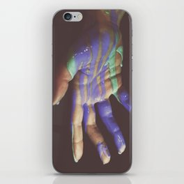 Gimme A Hand iPhone Skin