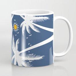 Palm up or down Coffee Mug