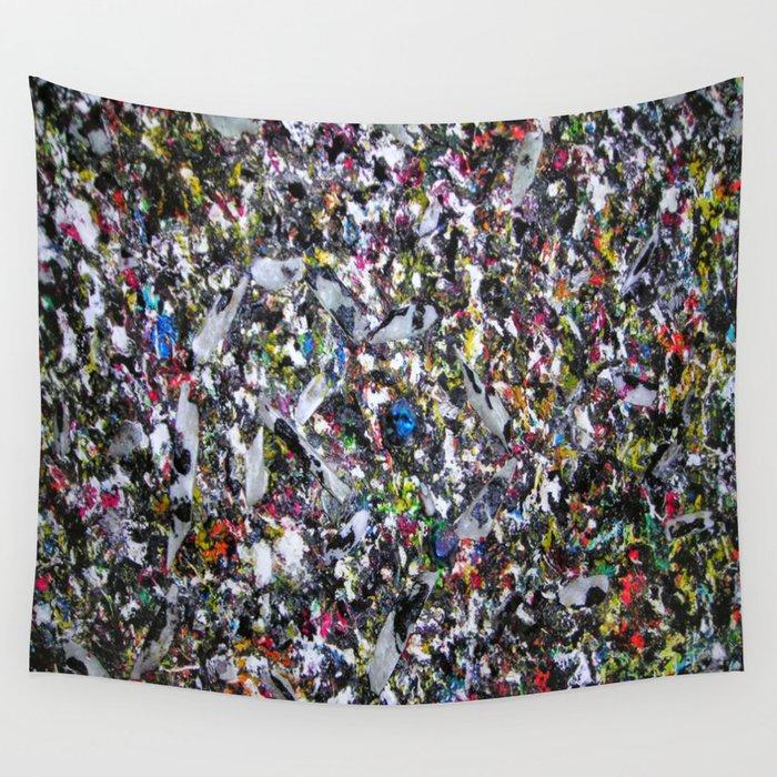 Rencontre avec Pierre-jonas Wall Tapestry