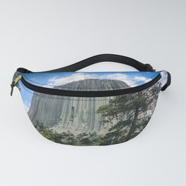 Devil's Tower Wyoming Fanny Pack
