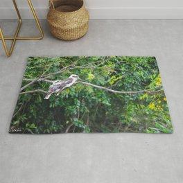 Kookaburras Rug