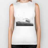 fly Biker Tanks featuring Fly, Fly, Away by fly fly away