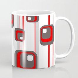 Vintage Retro Graphic white Coffee Mug
