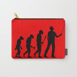 Human Evolution? Carry-All Pouch