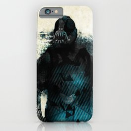 Abstract BANE iPhone Case