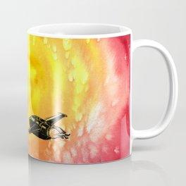 Space Ship Coffee Mug