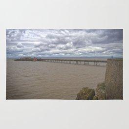 Birnbeck Pier. Rug