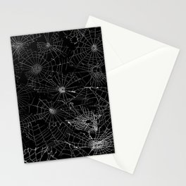 cobwebs Stationery Cards