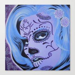 Raquel Calavera Canvas Print