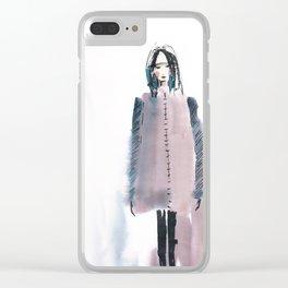 Fi Clear iPhone Case