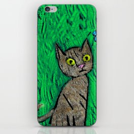 Cats Eyes iPhone Skin