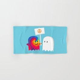 Hippie ghost Hand & Bath Towel