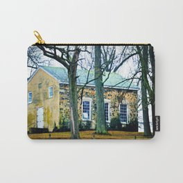 Stone Church Carry-All Pouch
