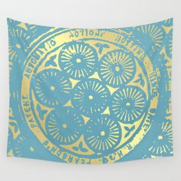 flower power of one Wall Tapestry