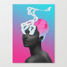 Lust for Light Canvas Print