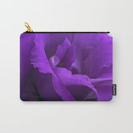 Blue Lisianthus Carry-All Pouch