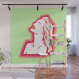 Joie 19 Wall Mural