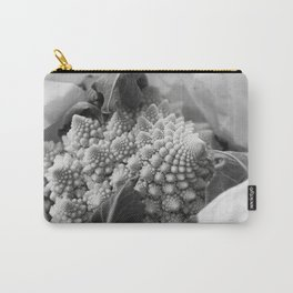 Fancy Broccoli Carry-All Pouch