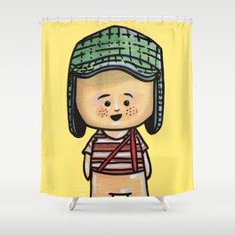 El Chavo Del Ocho Shower Curtain