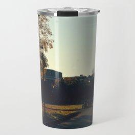 Falling Out Travel Mug