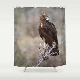 Birds of Namibia Shower Curtain