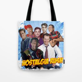 Nostalgia rush Tote Bag