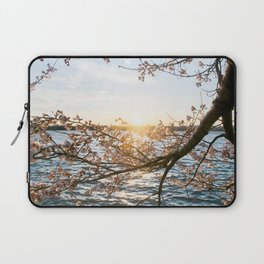 Sun Over the Horizon Laptop Sleeve