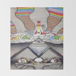 enlightenment Throw Blanket
