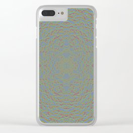 spectral Clear iPhone Case