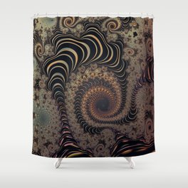 Joined Forces Shower Curtain