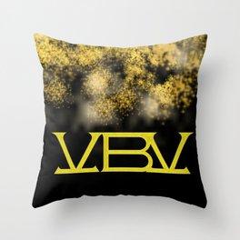 lowkey Vega sandwich Throw Pillow
