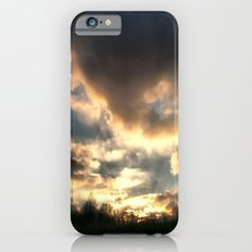 Clouds on Fire iPhone 6s Slim Case