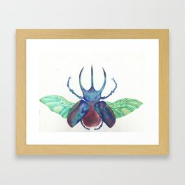 buggin Framed Art Print