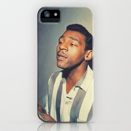 Little Walter, Music Legend iPhone Case