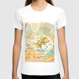 Medieval Mouse Quest T-shirt