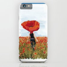 Poppy Feeling Slim Case iPhone 6s