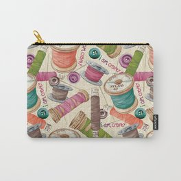 I Am Crafty Carry-All Pouch