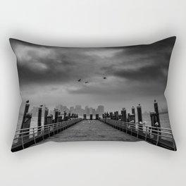 Liberty Island Rectangular Pillow