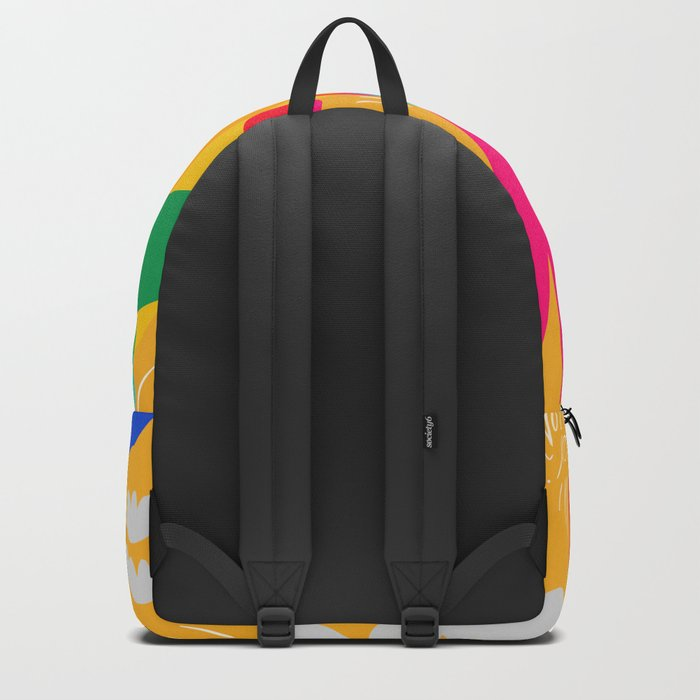 Life is a parade Backpack