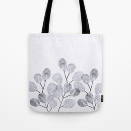 Japanese Woodblock Botanical Tote Bag