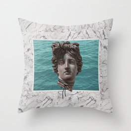 Artistic Revenge Throw Pillow