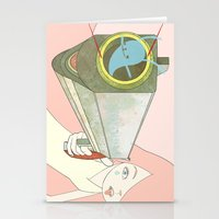 big bang Stationery Cards featuring BIG BANG ♥ by PAUL PiERROt