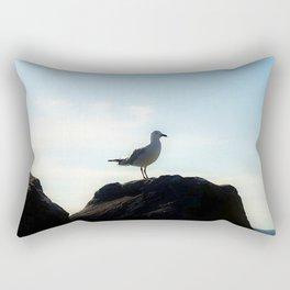 Bird's eye View Rectangular Pillow