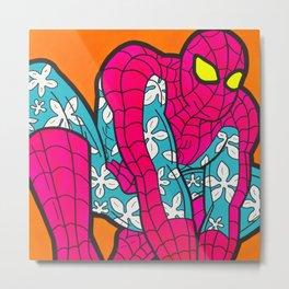 The Speczacular Spider-Man Metal Print