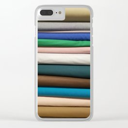 Bolt-Kelly Green Clear iPhone Case