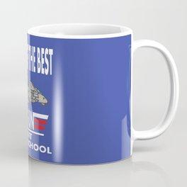 8-Bit Flight School Coffee Mug